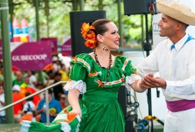 Guateque Ballet Folklórico de Puerto Rico